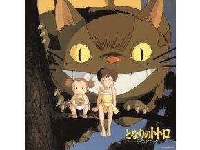 JOE HISAISHI - My Neighbor Totoro Sound Book (LP)