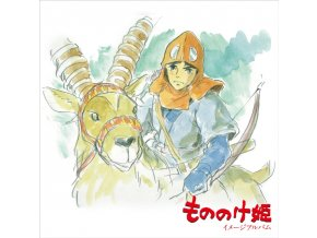 JOE HISAISHI - Princess Mononoke / Image Album - Original Soundtrack (LP)