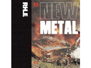 P.H.F. - New Metal (LP)