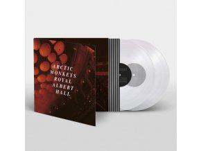 ARCTIC MONKEYS - Live At The Royal Albert Hall (Clear Vinyl) (LP)