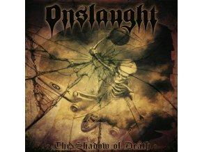 ONSLAUGHT - Shadow Of Death (Red Vinyl) (LP)