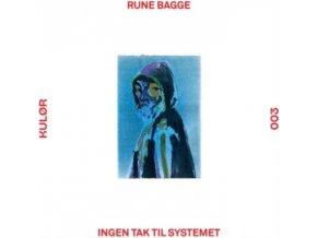 """RUNE BAGGE - Ingen Tak Til Systemet EP (12"""" Vinyl)"""
