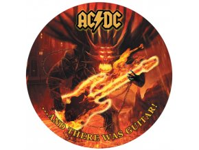 AC/DC - And There Was Guitar! In Concert - Maryland 1979 - Picture Disc (LP)