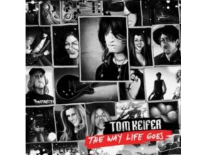 TOM KEIFER - The Way Life Goes (Deluxe Edition) (LP)
