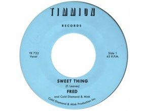 "FRED - Sweet Thing (7"" Vinyl)"