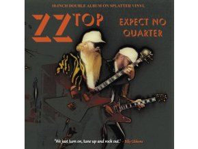 "ZZ TOP - Expect No Quarter (Green & Purple Vinyl) (10"" Vinyl)"