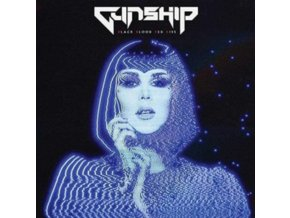 "GUNSHIP - Black Blood Red Kiss (7"" Vinyl)"