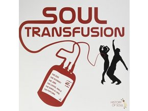 VARIOUS ARTISTS - Soul Transfusion (LP)