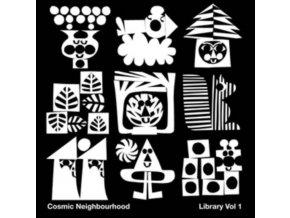 "COSMIC NEIGHBOURHOOD - Library Vol. 1 (10"" Vinyl)"