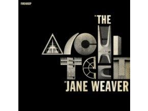"JANE WEAVER - The Architect Ep (12"" Vinyl)"