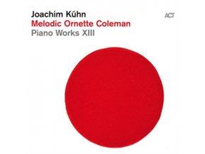 JOACHIM KUHN - Melodic Ornette Coleman (LP)