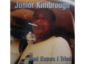 JUNIOR KIMBROUGH - God Knows I Tried (LP)