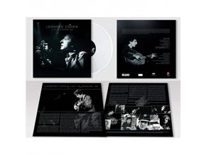 LEONARD COHEN - Live In Session 68 (LP)