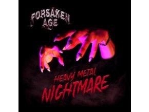 FORSAKEN AGE - Heavy Metal Nightmare (LP)