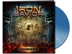 IRON SAVIOR - Skycrest (Blue Vinyl) (LP)