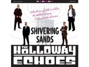 "HOLLOWAY ECHOES - Shivering Sands (Limited Coloured Vinyl) (10"" Vinyl)"
