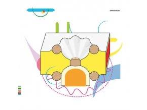 FRANCESCO CAVALIERE - Gancio Cielo 2  Il Gruppo Respingi Comete (LP)