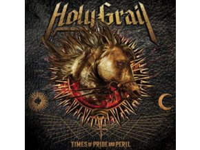 HOLY GRAIL - Times Of Pride And Peril (LP)