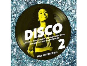 VARIOUS ARTISTS - Disco 2 - A Further Fine Selection Of Independent Disco. Modern Soul & Boogie 1976-1980 (Part 2) (LP)