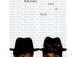 RUN DMC - King Of Rock (LP)