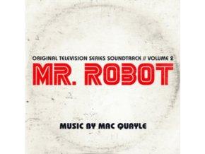 ORIGINAL TV SOUNDTRACK / MAC QUAYLE - Mr. Robot - Volume 2 (CD)