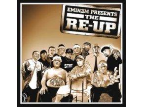 EMINEM / VARIOUS ARTISTS - Eminem Presents The Re-Up (LP)