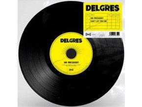 DELGRES - Let You Go (LP)