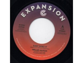 """WILLIE HUTCH - Easy Does It / Kelly Green (7"""" Vinyl)"""