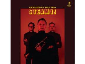 JUKKA ESKOLA SOUL TRIO - Steamy! (Coloured Vinyl) (LP)
