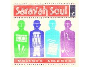 SARAVAH SOUL - Cultura Impura (LP)