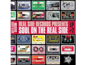 VARIOUS ARTISTS - Soul On The Real Side #2 (LP)