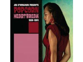 VARIOUS ARTISTS - Jay Strongman Presents Popcorn Heartbreak (LP)