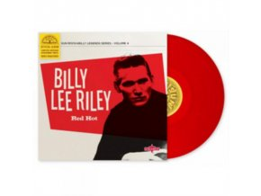 "BILLY LEE RILEY - Red Hot (10"" Vinyl)"