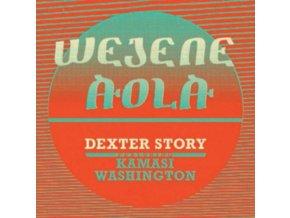 """DEXTER STORY - Wejene Aloa (Feat. Kamasi Washington) (7"""" Vinyl)"""