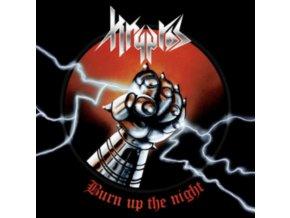 KRYPTOS - Burn Up The Night (LP)