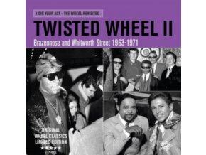 VARIOUS ARTISTS - Twisted Wheel Ii (LP)