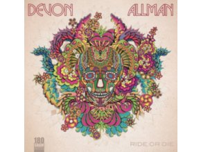 DEVON ALLMAN - Ride Or Die (LP)
