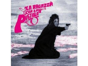 """PEPPINO DE LUCA - La Ragazza Con La Pistola - Ost (Picture Disc) (12"""" Vinyl)"""