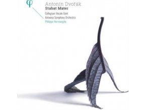 PHILLIPE HERREWEGHE / ANTWERP SYMPHONY ORCHESTRA - Dvorak: Stabat Mater (LP)