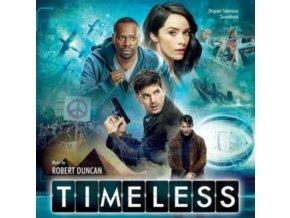 ORIGINAL TV SOUNDTRACK / ROBERT DUNCAN - Timeless (CD)
