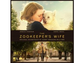 HARRY GREGSON-WILLIAMS - Zookeepers Wife - OST (CD)