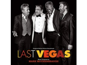 ORIGINAL SOUNDTRACK - Last Vegas (CD)