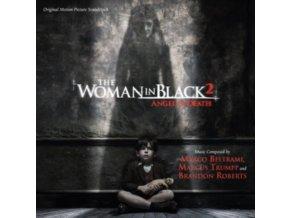 ORIGINAL SOUNDTRACK / MARCO BELTRAMI / MARCUS TRUMPP & BRANDON ROBERTS - The Woman In Black 2: Angel Of Death (CD)