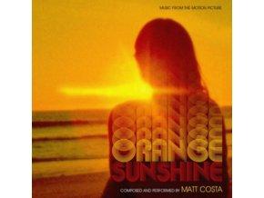 ORIGINAL SOUNDTRACK / MATT COSTA - Orange Sunshine (CD)