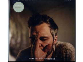 TALLEST MAN ON EARTH - I Love You. Its A Fever Dream (LP)