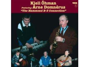 KJELL OHMAN & ARNE DOMNERUS - The Hammond B-3 Connection (LP)