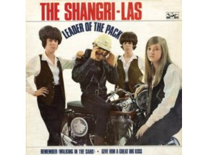 SHANGRI-LAS - Leader Of The Pack (LP)