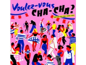 VARIOUS ARTISTS - Voulez Vous Chacha? French Chacha 1960-1964 (LP)