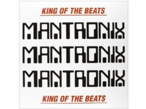 MANTRONIX - King Of The Beats: Anthology (1985-1988) (LP)