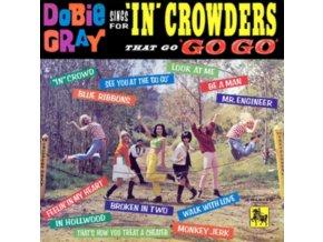 DOBIE GRAY - Dobie Gray Sings For In Crowders That Go Go-Go (LP)